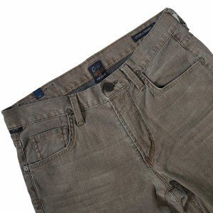 Citizens of Humanity Straight Leg Brown Pants